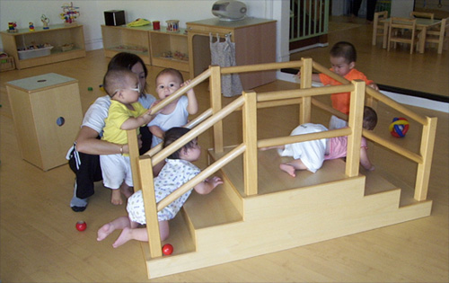 """montessori for infants and toddlers 0 3 years old sensitive periods Sensitive periods"""" according to maria montessori these sensitive periods are universal for all 0 – 375 years old infants and toddlers (0."""