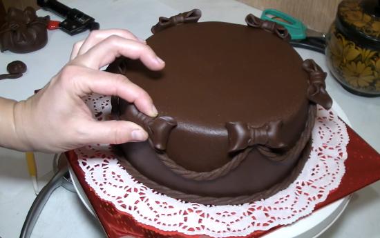 Краска для мастики для тортов своими руками 2